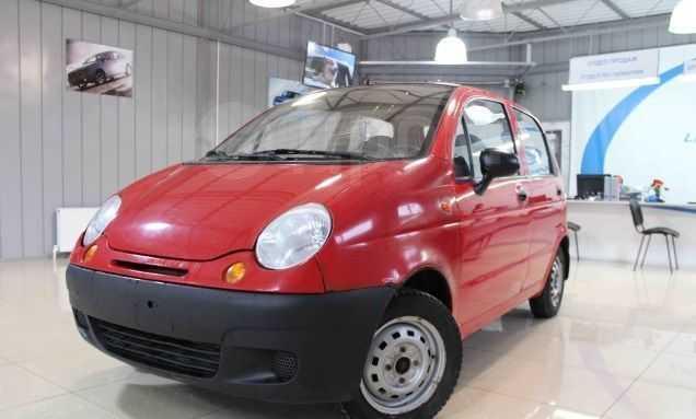 Daewoo Matiz, 2009 год, 199 900 руб.