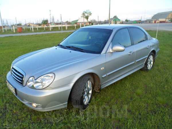 Hyundai Sonata, 2005 год, 320 000 руб.