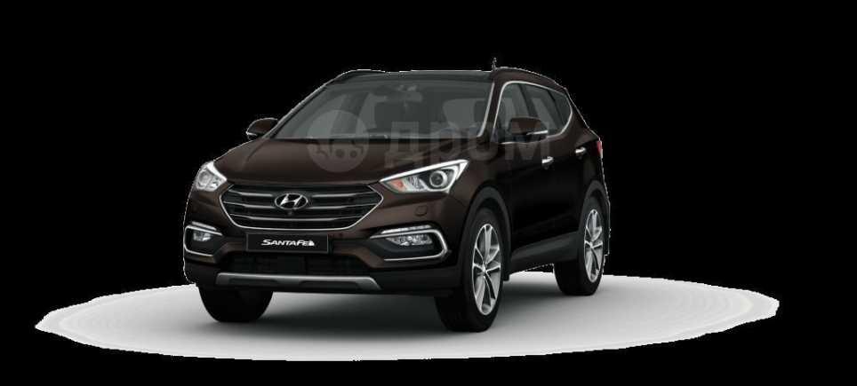 Hyundai Santa Fe, 2016 год, 2 072 000 руб.