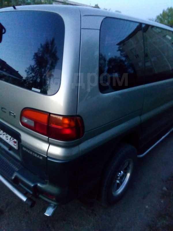 Mitsubishi Delica, 2002 год, 550 000 руб.