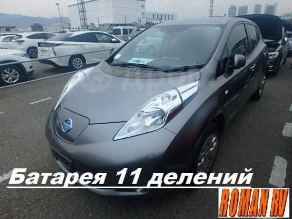 Nissan Leaf, 2014 год, 540 000 руб.