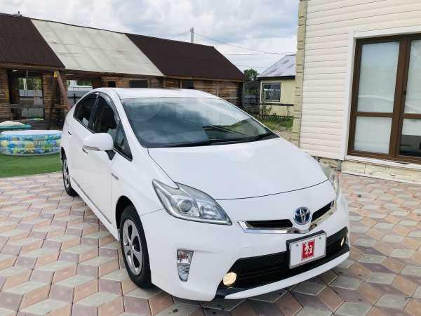 Toyota Prius, 2012 год, 845 000 руб.
