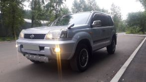 Комсомольск-на-Амуре X-Trail 2001
