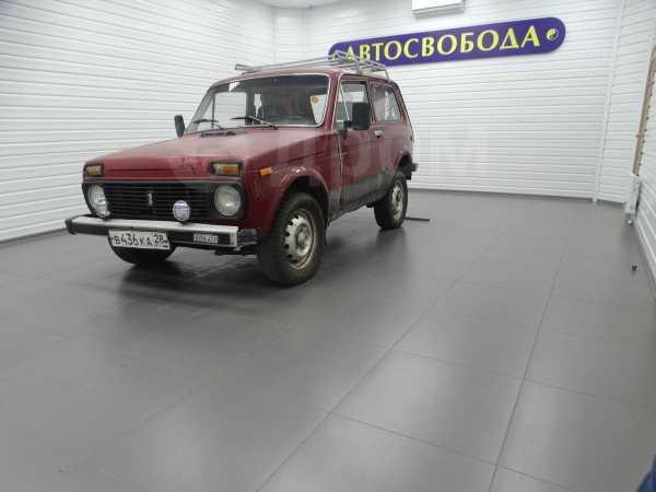 Лада 4x4 2121 Нива, 1993 год, 70 000 руб.