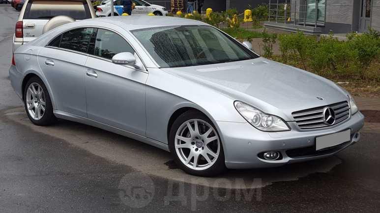 Mercedes-Benz CLS-Class, 2005 год, 800 000 руб.