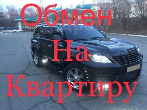 Lexus LX570, 2008 год, 2 550 000 руб.
