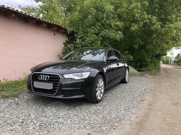 Audi A6, 2011 год, 850 000 руб.