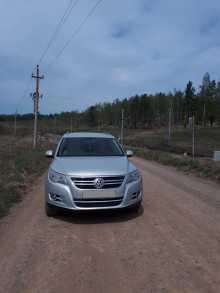 Красноярск Tiguan 2010