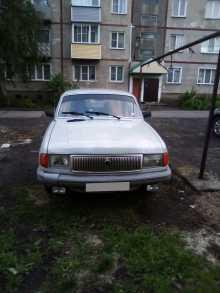 Барабинск 31029 Волга 1997