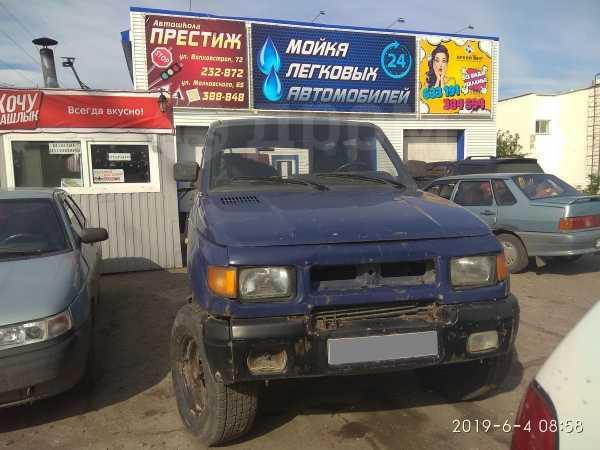 УАЗ Симбир, 1999 год, 115 000 руб.