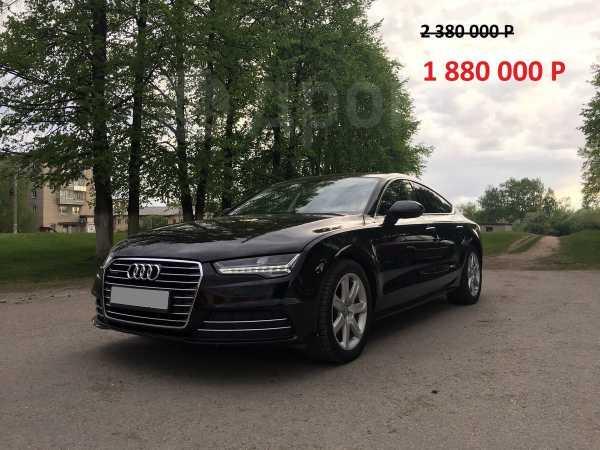 Audi A7, 2015 год, 1 880 000 руб.