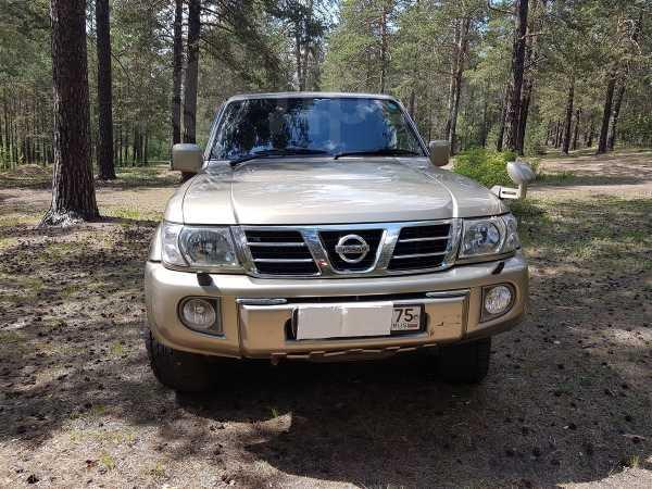Nissan Safari, 2004 год, 950 000 руб.