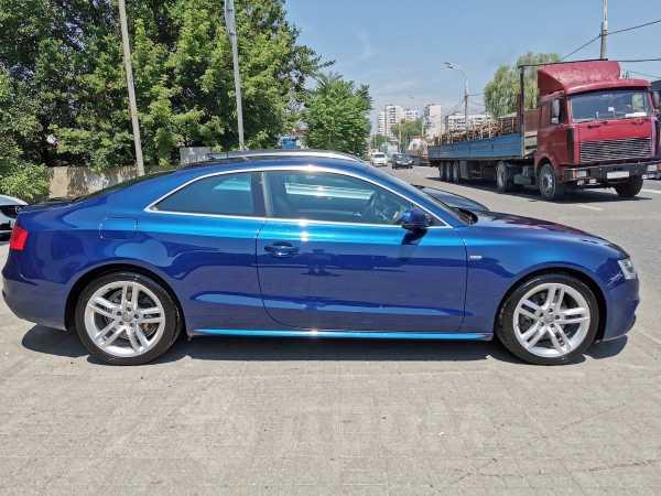 Audi A5, 2014 год, 1 345 000 руб.