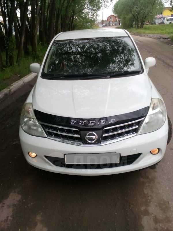 Nissan Tiida Latio, 2010 год, 370 000 руб.