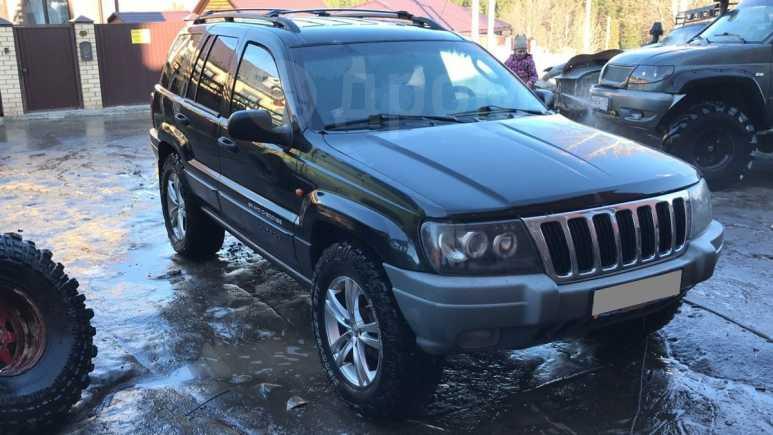 Jeep Grand Cherokee, 2002 год, 500 000 руб.