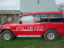 Троицкое Pajero 1995