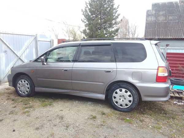 Honda Odyssey, 2000 год, 360 000 руб.