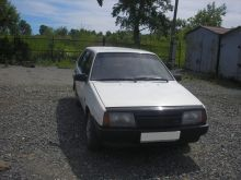 Кемерово 21099 1997