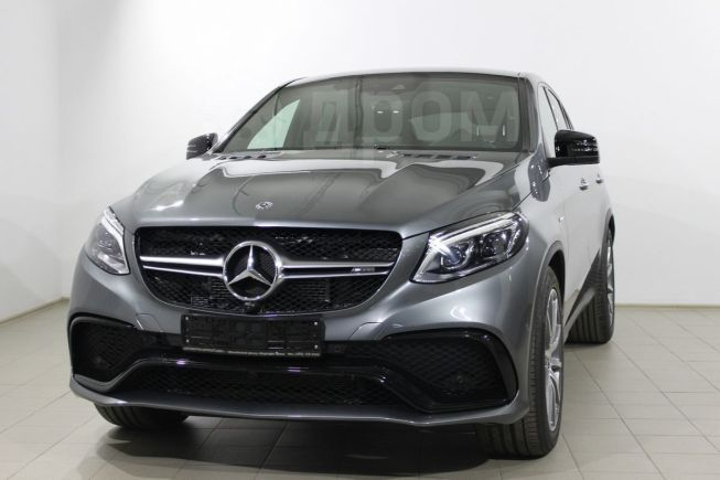 Mercedes-Benz GLE Coupe, 2018 год, 9 854 000 руб.