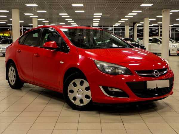 Opel Astra, 2013 год, 449 900 руб.