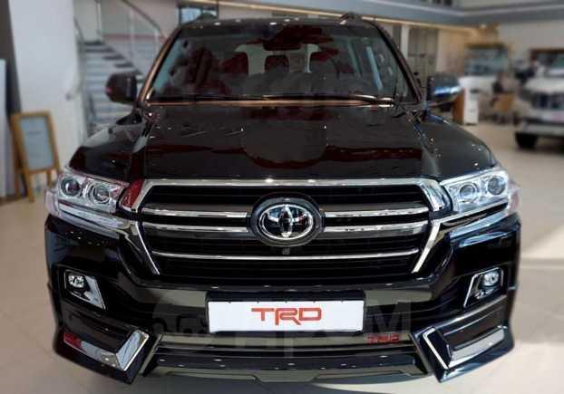 Toyota Land Cruiser, 2019 год, 5 385 000 руб.