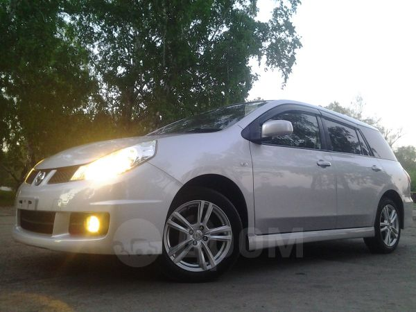 Nissan Wingroad, 2012 год, 633 000 руб.