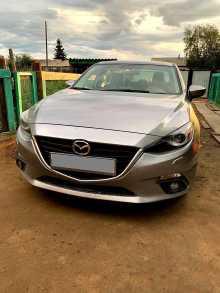 Кызыл Mazda3 2014