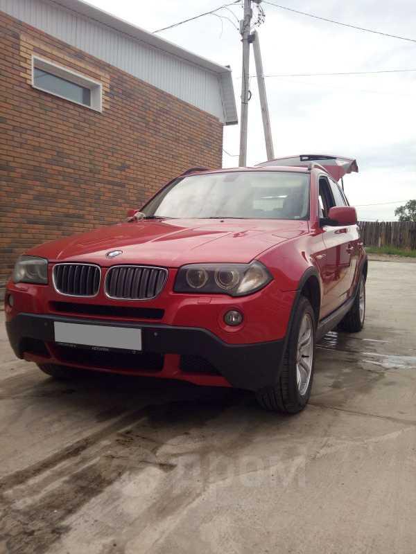 BMW X3, 2006 год, 499 999 руб.