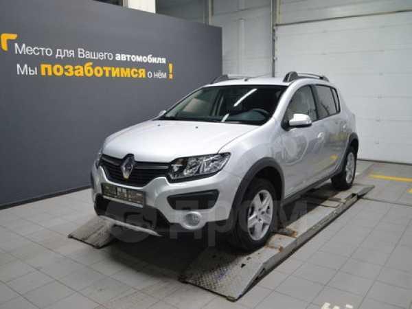 Renault Sandero Stepway, 2018 год, 890 000 руб.