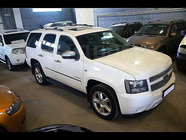 Chevrolet Tahoe, 2011 год, 1 300 000 руб.