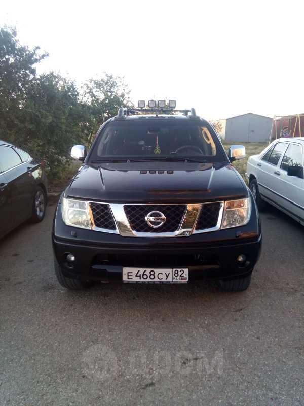 Nissan Navara, 2008 год, 760 000 руб.
