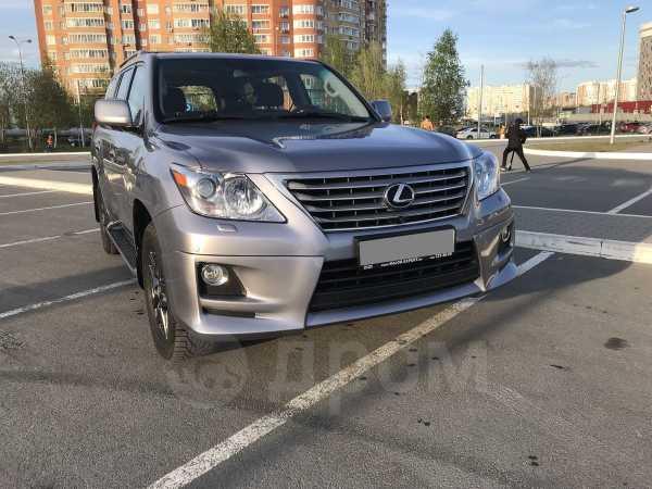 Lexus LX570, 2010 год, 3 430 000 руб.