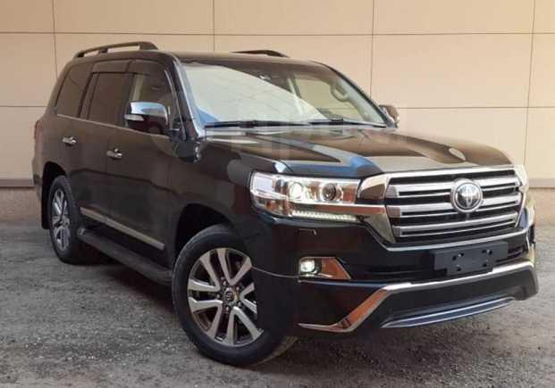 Toyota Land Cruiser, 2019 год, 5 365 000 руб.