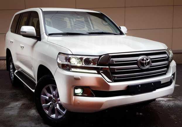 Toyota Land Cruiser, 2019 год, 4 698 000 руб.