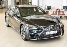 Новокузнецк Lexus LS500 2018