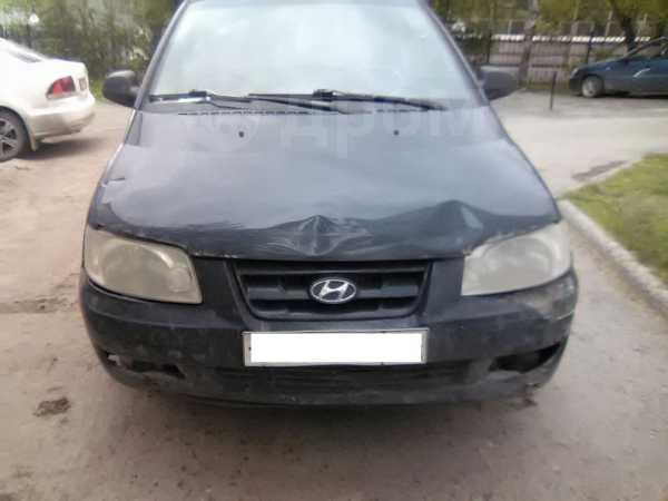 Hyundai Matrix, 2002 год, 165 000 руб.