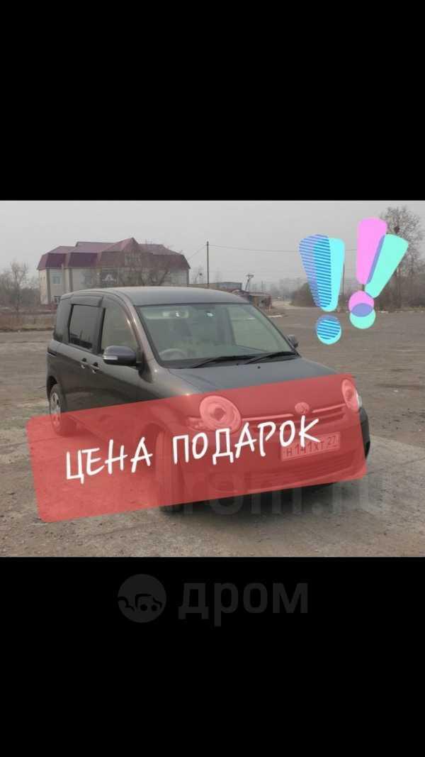 Toyota Sienta, 2015 год, 615 000 руб.