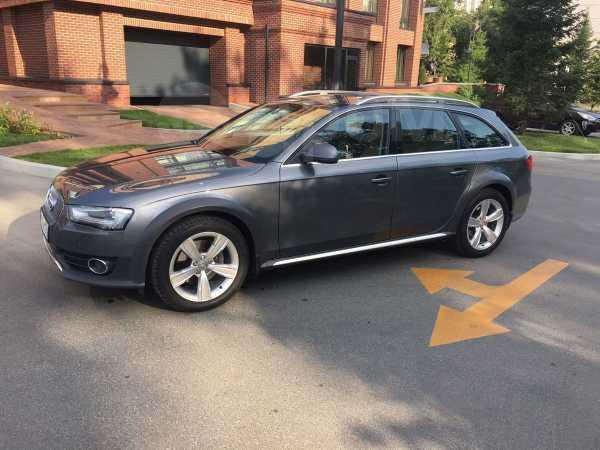 Audi A4 allroad quattro, 2014 год, 1 369 000 руб.