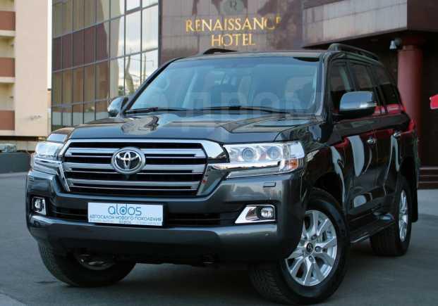 Toyota Land Cruiser, 2019 год, 4 855 000 руб.