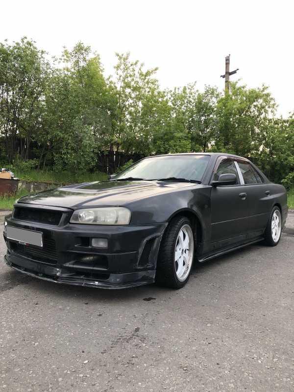 Nissan Skyline, 1998 год, 240 000 руб.