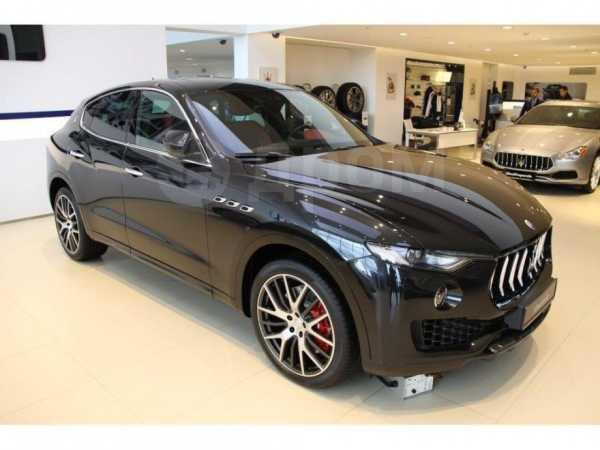 Maserati Levante, 2017 год, 9 346 071 руб.