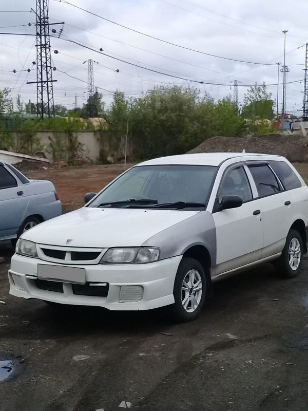 Nissan AD, 2002 год, 135 000 руб.