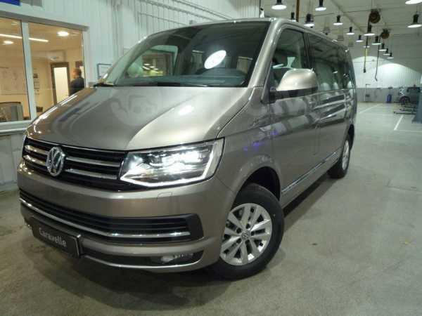 Volkswagen Caravelle, 2018 год, 3 154 400 руб.