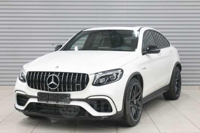 Mercedes-Benz GLC Coupe, 2018 год, 7 399 000 руб.
