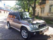 Владивосток Pajero iO 1999