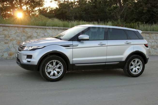 Land Rover Range Rover Evoque, 2011 год, 1 220 000 руб.