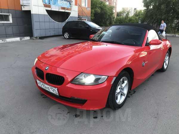 BMW Z4, 2006 год, 800 000 руб.