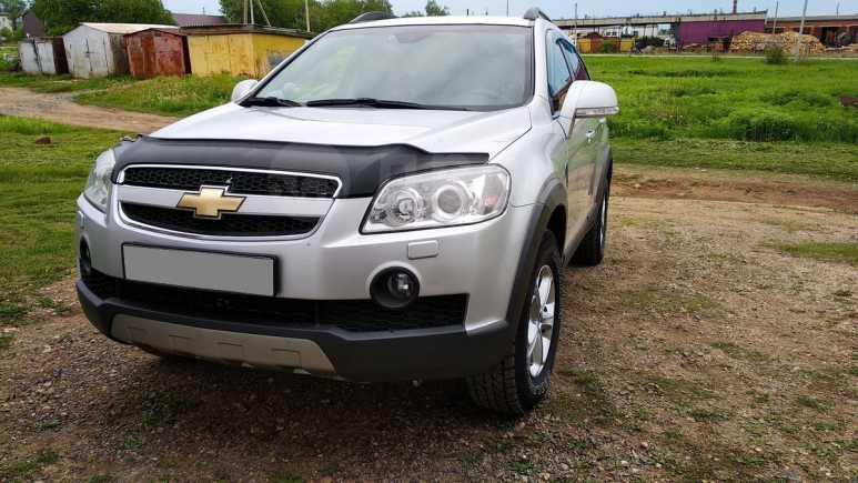 Chevrolet Captiva, 2011 год, 735 000 руб.