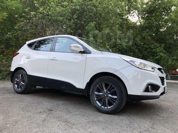 Hyundai ix35, 2014 год, 1 000 000 руб.