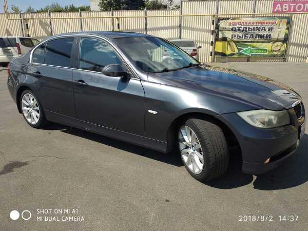 BMW 3-Series, 2007 год, 599 000 руб.